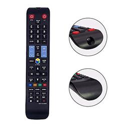 Universal Remote Replacement for Samsung 3D LCD LED HDTV Sma