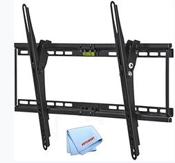 Universal Tilting Ultra Slim Flat Screen TV Wall Mount for 3