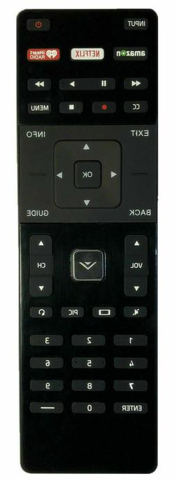 New USBRMT Replaced Vizio XRT122 Smart TV Remote with Amazon