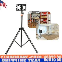 US Portable Tripod TV Stand Fits 18-32 inches LCD LED Smart