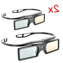 USA 2x Replacement Active RF 3D Glasses for Sony TV Projecto