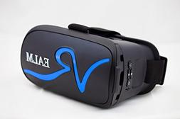 VR Headset, Vrealm VR Glasses VR Goggles Virtual Reality Hea