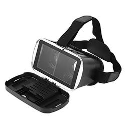 VR-HERE Phone VR Headset Immersive 3D Visual Enjoyment VR Gl