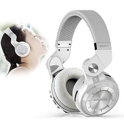 TechCode Wireless Headset Over Ear, Bluetooth Headphones Wir