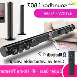 Wireless TV Soundbar Bluetooth <font><b>Speaker</b></font> S