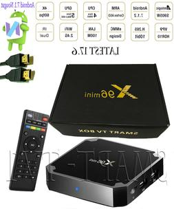 X96 MINI S905W Quad Core WiFi 4K Smart TV Box 1GB/8GB Androi