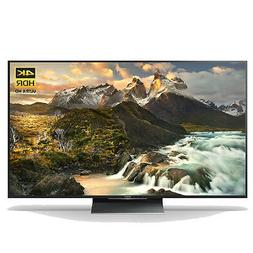 Sony XBR-65Z9D 65-inch 4K Ultra HD Smart HDR LED TV Z9D Seri