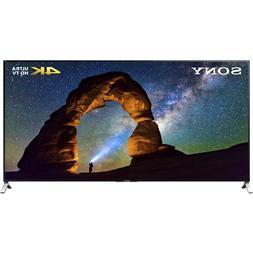 "Sony XBR X900C 65"" 4K Ultra HDTV LED 3D Smart TV X-Reality P"